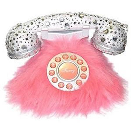 Telecom Fur Phone