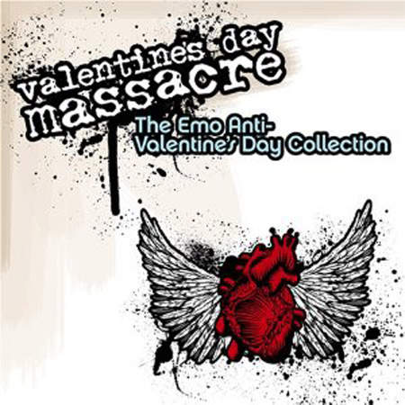 The Emo Anti-Valentine's Day Collection