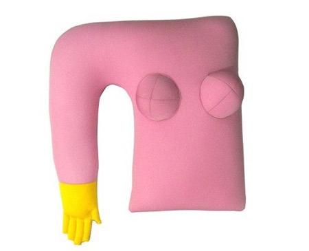 Moshi Girlfriend Pillow
