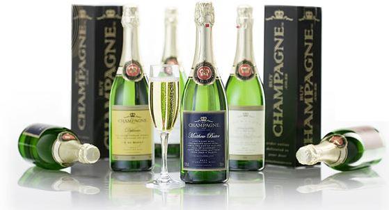 Custom Champagne