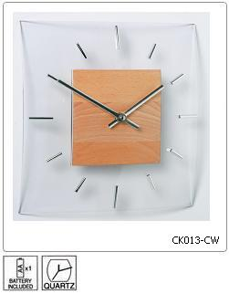 Fully customisable Wall Clock - Design 14 - Manufactured to orde