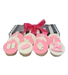 Its a Girl Cupcakes (Standard) Hamper