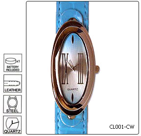 Fully customisable High Fashion Wrist Watch - Design 1 - Manufac