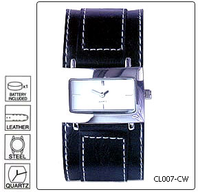 Fully customisable High Fashion Wrist Watch - Design 7 - Manufac