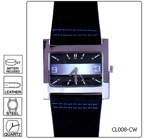 Fully customisable High Fashion Wrist Watch - Design 8 - Manufac