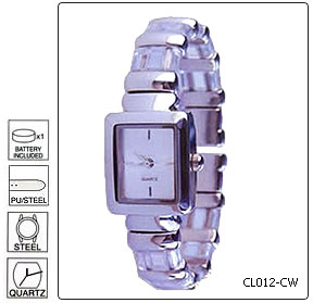 Fully customisable High Fashion Wrist Watch - Design 12 - Manufa