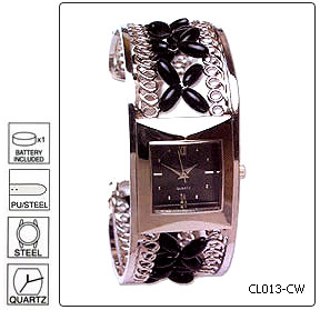Fully customisable High Fashion Wrist Watch - Design 13 - Manufa