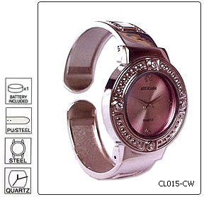 Fully customisable High Fashion Wrist Watch - Design 15 - Manufa
