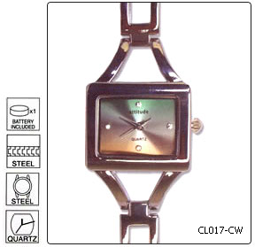 Fully customisable High Fashion Wrist Watch - Design 17 - Manufa