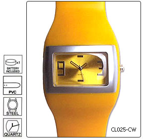 Fully customisable High Fashion Wrist Watch - Design 25 - Manufa