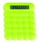 Bubble Silicon Calculator Lime