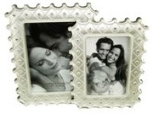 Matt Picture Frame - Silver Plated (5 * 7 inch)