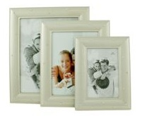 Aluminium With Clear Crystals Photo Frame (4 * 6 inch)