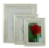 Black Aluminium With Studs Picture Frame (8 * 10 inch)