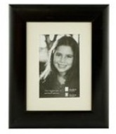 Black Wooden Photo Frame  (4 * 6 inch)