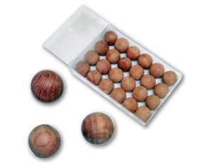 CEDAR DRAWER BALLS - 24PCS PER BOX