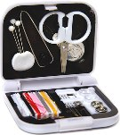 Sewing Kit Available in: White