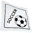 Compressed Face Cloth [Soccer Ball]
