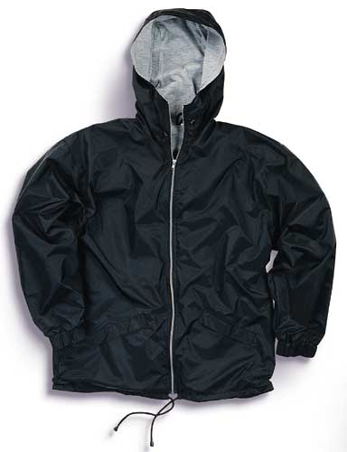 Luxurious windbreaker Hiker 100% nylon, with lining
