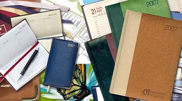 Custom Diaries