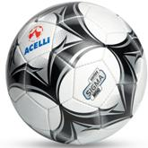 Acelli Sigma M90 Soccer Ball - Avail in: Black/Silver