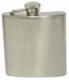 Ultratec S/Stl Hip Flask Wide Satin 6 Oz