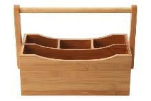 Maxwell & Williams Bamboozled Utensil Caddy - Min Orders Apply