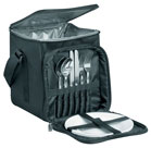 Cooler Bag and Picnic set in one (for 2)