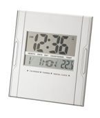 Weather Wall Clock / Temperature & Humidit Gauge