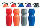 750 Assorted Waterbottles, Mix and Match Lids if you want..