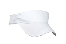 Brushed Cotton Sunvisor with Lip