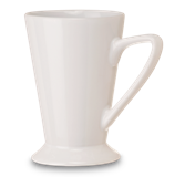 Seattle Coffee Mug - White