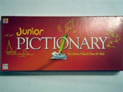 Pictionary Jr Clsc Englis - Min Order: 6 units
