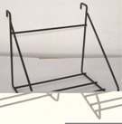 Overhead File Rack - Charcoal
