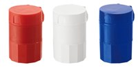 Pill Box With Cutter & Crusher (Blue)
