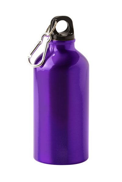 600ml Active Water bottle - Available in Black, Lime, Orange, Pu