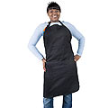 Cotton Apron - Black