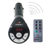 MP3 FM Transmitter with Remote