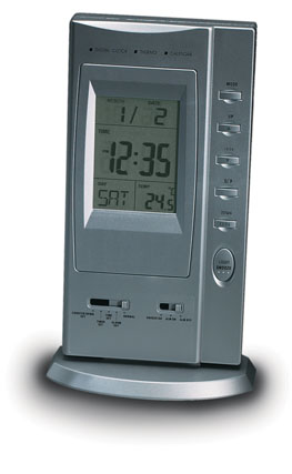 Smart Complete Weather Station + Clock