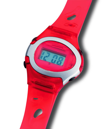Digital - Wrist Watch (Assort Colours)