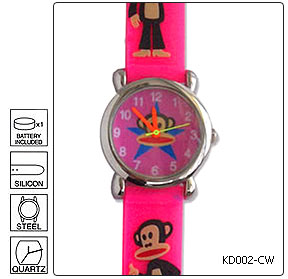 Fully customisable Kids Wrist Watch - Design 2 - Manufactured to