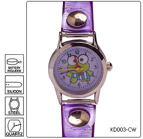 Fully customisable Kids Wrist Watch - Design 3 - Manufactured to