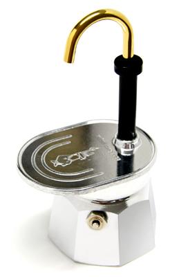 Bialetti Mini Express Espresso Maker 1 Cup Pyu1181