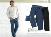 Mens Original Jeans - 5 Pocket Western Style