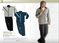 Mens Twin Stripe Tracksuit