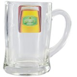 Beer mug  (Fully Customised Branding Option Available)