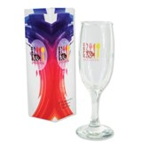 Champagne glass  (Fully Customised Branding Option Available)