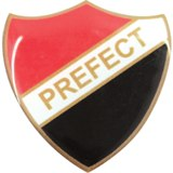 Prefect badge - full color with magnet
