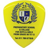Shield badge - full color with magnet