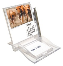 4 in 1 Desktop Calender - Desk Stand - Beyond the Boma